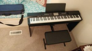 Quitting piano study and selling it on Craigslist?