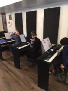 Group Piano Class-Jennifer Tuck's Studio